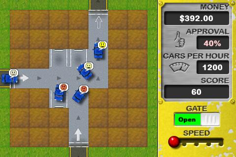 Screenshot Parkade