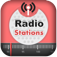 Free Online Radio u2013 Music Stations List Icon